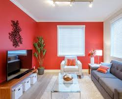 warmer colours can brighten up rooms and cooler shades can balance excessive heat