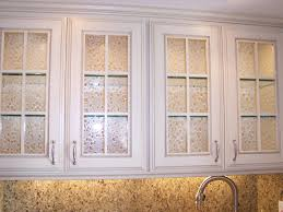 glass cabinet doors custom