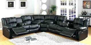 black leather sectional couch black leather sectional sofa leather sectional sofa with recliners black leather sectional