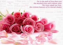 Quotes On Roses And Beauty Best of Beautiful Love Quotes For Her With Rose Flower Images