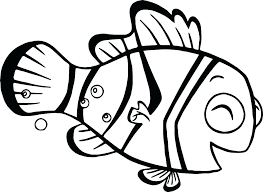Nemo Colouring Coloring Book Finding Coloring Picture Coloring Book