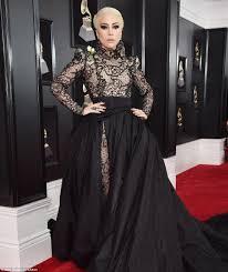 Grammys 2018: Rihanna rocks tight dress and matching coat | Daily ...