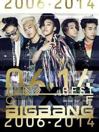 2014 Album Charts Big Bangs Best Of Album Charts At 1 On Japans Oricon