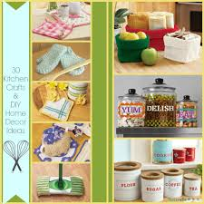 Diy Kitchen Decor Pinterest Diy Kitchen Decorating Ideas Pinterest With Regard To Your House