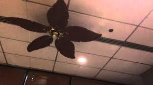 leaf ceiling fan. Ceiling Fans With Leaf Shaped Wings Fan
