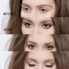 like this simple but chic eye look lisa eldridge makeup tutorial