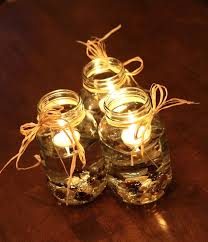 Mason Jar Decorations 35 Stylish Mason Jar Wedding Ideas Table Decorating Ideas