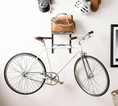... Rack, Wall Mount Bike Rack Apartment Design: Surprising Wall Mount Bike  Rack ...