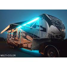 Boogey Lights For Rv Rv Multi Color Led Awning Kit Awning Lights Led Light