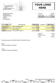 Invoiceberry Blog Handymen Template Invoice For