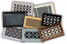 excellent image of accessories for home interior decoration using decorative vent grilles beautiful image of