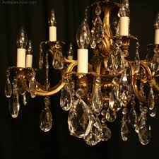 antique lighting antique italian chandeliers