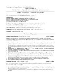 Project Administration Sample Resume Construction