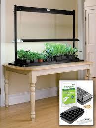 Kitchen Grow Lights Grow Lights T5 And T8 Grow Light Kits Gardenerscom