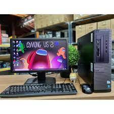 ชุดคอมพิวเตอร์ ทั้งชุดพร้อมใช้งาน ใช้ทำงานเบาๆ เล่นเน็ต เกมเล็กๆ computer  เคสคอม คละรุ่น จ้า
