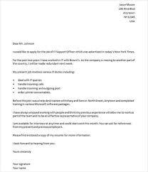 sample general cover letter for resume letter format general purpose cover letter