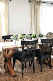 tall dining room chairs best farmhouse table chairs ideas on farmhouse lovely black dining room table