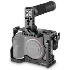 Cages pour caméras - Epaulières & supports caméras DIGISTORE