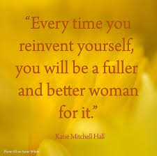 Quotes On Reinventing Yourself