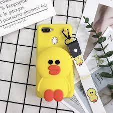 Nơi bán Ốp Gấu Thỏ Vịt ví cho Oppo F9/F9 PRO/A7, A5S siêu cute, TẶNG dây  đeo điện thoại giá rẻ 89.000₫
