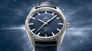 formal blue dial watches