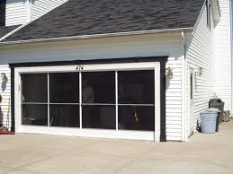 garage screen doors garage door  Open Minded Single Garage Door Screen Durascreen