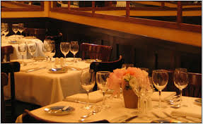 Modern Italian Restaurant Interior Design Gabriel's Bar Private Dining