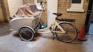 triobike mono bike with kids seats