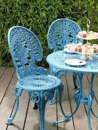 paint for metal outdoor furniture paint metal garden table