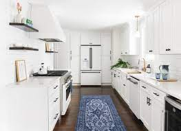 painted vs stained kitchen cabinets