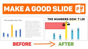 Let S Make A Bar Chart Design A Good Powerpoint Slide Episode 4 Emoji Bar Charts