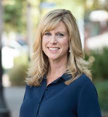 Christy Smith is the only woman running in CA 25 special election