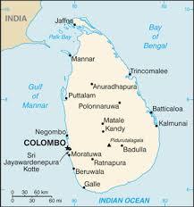 Sri Lanka Google Map Driving Directions And Maps