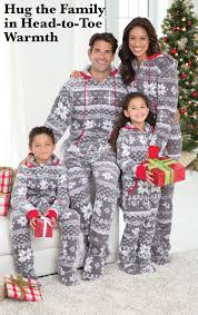 Matching Family Christmas Pajamas Sets \u2013 Onesies \u2022 Comfy