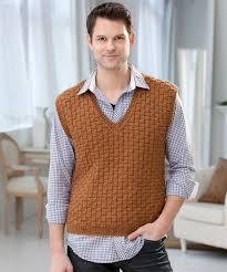 Mens Vest Pattern Free Interesting Decorating Design