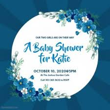 Baby Shower Invitations That Can Be Edited 1 290 Customizable Design Templates For Baby Shower Postermywall