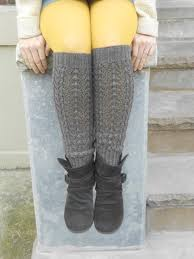 Free Patterns For Leg Warmers Magnificent Decorating Design