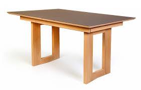 Standard Furniture Komforto Holztisch Mit Glasplatte In Vielen