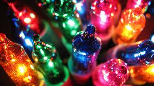 Un ricercatore britannico le decorazioni natalizie potrebbero