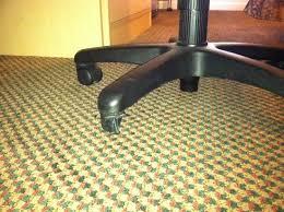wheeled office chair. Rodeway Inn West Sacramento: Wheel Was Broken Off The Office Chair At Desk, Wheeled
