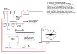 electric fan wiring solidfonts electric fan wiring