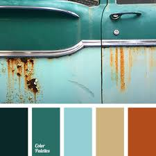 Color Palette #1985