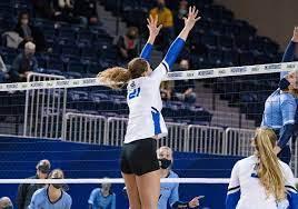 Naomi Hickman - 2020-21 - Volleyball - Creighton University Athletics