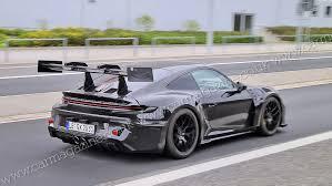 Porsche 911 gt3 fans, rejoice. New 2020 Porsche 911 Gt3 Cup Monster Hints At Road Car Car Magazine