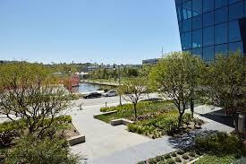 belkin office. View From Patio In Playa Vista - Belkin Office