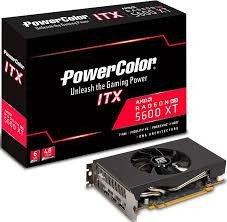 <b>Видеокарта PowerColor Radeon RX</b> 5600 XT ITX поступила в ...