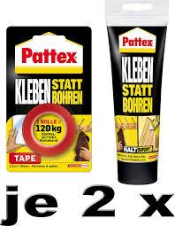 Pattex PXMT2 Montage Klebeband superstark 1.5 m, Kleben statt ...