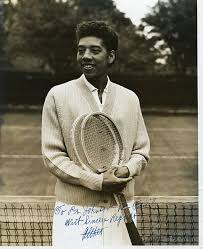 Image result for Althea Gibson said
