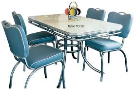 diner style table and chairs uk. diner chairs stools bel air 50s american retro kitchen | style - wotever table and uk