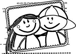 Boy And Girl Coloring Pages Printable Free Coloring Books